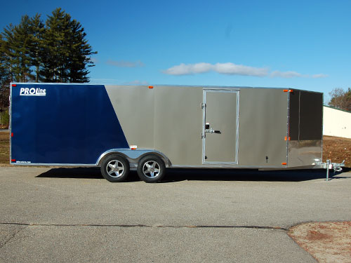 motorcycle aluminum trailer