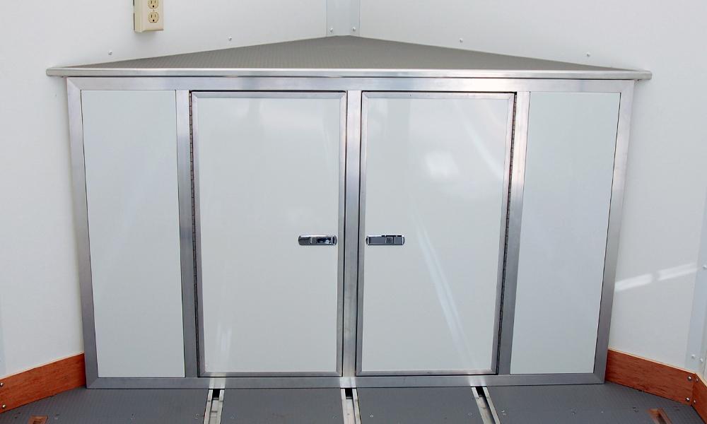 V Nose Base Cabinet Proline Products Llc