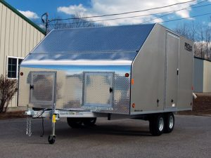 ProLine has been making quality aluminum trailers since 2002