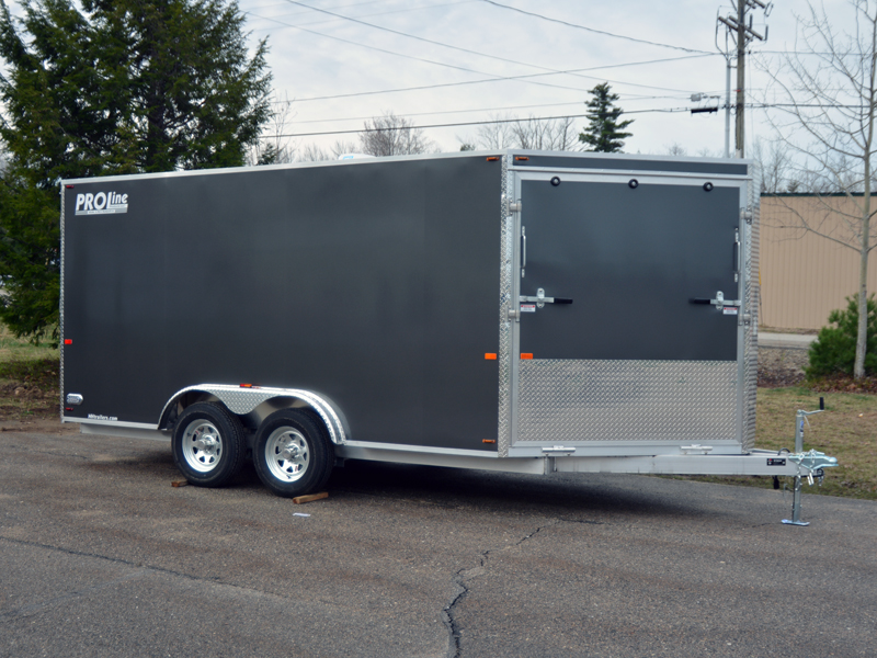 nh snowmobile trailers