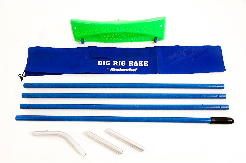 Enclosed Trailer Roof Rake Proline Products Llc