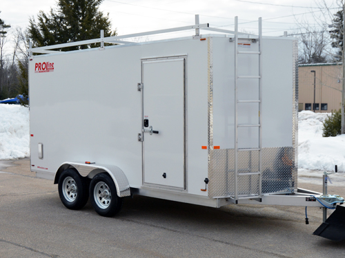 contractor trailers